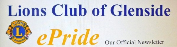 epride newsletter